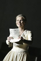 'WERTHER' (Massenet - conductor: Antonio Pappano   director: Benoit Jacquot)~Ruxandra Donose (Charlotte)~The Royal Opera / Covent Garden   London WC2         20/09/2004