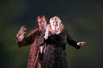 'SEMELE' (Handel - conductor: Christian Curnyn - director: John La Bouchardi�re),Jeremy Ovenden (Jupiter), Lisa Milne (Semele),Scottish Opera / Theatre Royal, Glasgow                        19/02/2005...