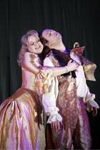 'SEMELE' (Handel - conductor: Christian Curnyn - director: John La Bouchardi�re),Lisa Milne (Semele), Jeremy Ovenden (Jupiter),Scottish Opera / Theatre Royal, Glasgow                        19/02/2005...