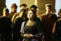 'SIMON BOCCANEGRA - 1881' (Verdi - conductor: Mark Elder   director: Elijah Moshinsky)~Angela Gheorghiu (Amelia Grimaldi) ~The Royal Opera /   Covent Garden, London WC2        21/02/2004
