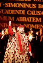 'SIMON BOCCANEGRA 1881' (Verdi)~Alexandru Agache (Simon Boccanegra)~The Royal Opera/Covent Garden, London WC2       30/05/1997