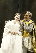 'TESEO' (Handel)~Sharon Rostorf-Zamir (Agilea), Johnny Maldonado (Egeo, King of Athens)~Goethe Theatre / Bad Lauchstdt   Theatre Royal, Bury St Edmunds             03/09/2004