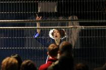 'ULYSSES COMES HOME' (Monteverdi - conductor: Robert Howarth   director: Graham Vick),Penelope in captivity: Emma Selway (Penelope),Birmingham Opera Company   Planet Ice, Birmingham, England    29/04/...