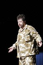 'ULYSSES COMES HOME' (Monteverdi - conductor: Robert Howarth   director: Graham Vick),Paul Nilon (Ulysses),Birmingham Opera Company   Planet Ice, Birmingham, England    29/04/2005,
