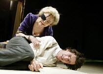 'THE SEAGULL' (Chekhov)   (director: Steven Pimlott)~Sheila Gish (Arkadina), Ed Stoppard (Konstantin)~Chichester Festival Theatre / West Sussex, England        07/08/2003