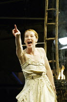 'THE SEAGULL' (Chekhov)~Emma Lowndes (Nina)~Royal Exchange Theatre, Manchester     12/03/2003