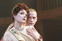 'SEJANUS' (Ben Jonson - director: Gregory Doran),Miranda Colchester (Livia), William Houston (Sejanus),Royal Shakespeare Company / Swan Theatre, Stratford-upon-Avon, England               26/07/2005,