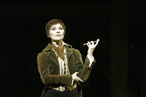 'LES CONTES D'HOFFMANN' (Offenbach - production: John Schlesinger   conductor: Richard Hickox)~Ruxandra Donose (Nicklaus)~The Royal Opera /   Covent Garden, London WC2         22/01/2004