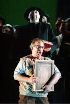 'THE DAMNATION OF FAUST' (Berlioz) Bonaventura Bottone (Faust) English National Opera / London Coliseum  04/1997