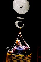 'PARADISE MOSCOW' (Shostakovich)~Rachel Taylor (Lusya) ~Opera North, Leeds   03/05/2001