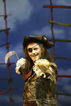 'PETER PAN' (J.M.Barrie - director: Steven Dexter)~Anthony Head (Captain Hook)~Savoy Theatre, London WC2                  17/12/2003