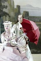 'ORLANDO' (Handel - conductor: Harry Bicket / Orchestra of the Age of Enlightenment   director: Francisco Negrin)~Barbara Bonney (Angelica), Bejun Mehta (Medoro)  ~The Royal Opera / Covent Garden, Lon...