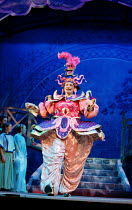 ALADDIN Oxford Playhouse 2000