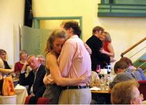 'THE FULL MONTEVERDI' ~~I Fagiolini / Cheltenham International Festival of Music   The Daffodil Restaurant             05/07/2004