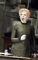 'GIANNI SCHICCHI' (Puccini   conductor: Vladimir Jurowski   director: Annabel Arden)~Felicity Palmer (Zita)~Glyndebourne Festival Opera / East Sussex, England   01/07/2004