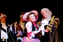 'IOLANTHE' (Gilbert & Sullivan)~Charlotte Page (Phyllis), Paul Bentley (The Lord Chancellor)~D'Oyly Carte/Savoy Theatre, London WC2      20/02/2002