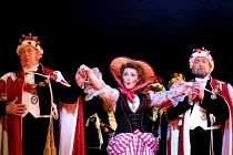 'IOLANTHE' (Gilbert & Sullivan)~Gareth Jones (Earl of Mountararat), Charlotte Page (Phyllis), David Fieldsend (Earl of Tolloller)~D'Oyly Carte/Savoy Theatre, London WC2      20/02/2002