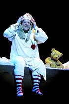 'IOLANTHE' (Gilbert & Sullivan) Paul Bentley (The Lord Chancellor) D'Oyly Carte/Savoy Theatre, London WC2      20/02/2002