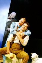 'IOLANTHE' (Gilbert & Sullivan)~Ruth Peel (Iolanthe), Jeremy Carpenter (Strephon)~Grange Park Opera              12/06/2003
