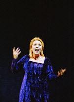 'THE LAST SUPPER' (Birtwistle/Blaser) Susan Bickley (Ghost)   Glyndebourne Festival Opera                 04/08/2001