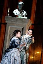 'I MASNADIERI' (Verdi)~Paula Delligatti (Amalia), Dmitri Hvorostovsky (Francesco)~The Royal Opera / Covent Garden, London WC2  30/09/2002