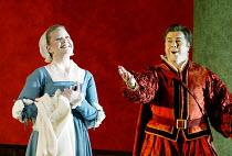 'DIE MEISTERSINGER VON NURNBERG' (Wagner)~Amanda Roocroft (Eva), Robert Dean Smith (Walther von Stolzing)~The Royal Opera / Covent Garden, London WC2   12/11/2002