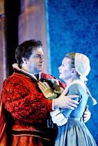 'DIE MEISTERSINGER VON NURNBERG' (Wagner)~Robert Dean Smith (Walther von Stolzing), Amanda Roocroft (Eva)~The Royal Opera / Covent Garden, London WC2   12/11/2002