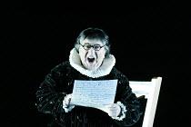 'DIE MEISTERSINGER VON NURNBERG' (Wagner)~Eike Wilm Schulte (Sixtus Beckmesser)~The Royal Opera / Covent Garden, London WC2   12/11/2002
