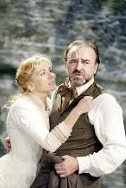 'THE LADY FROM THE SEA' (Ibsen - director: Trevor Nunn)~Natasha Richardson (Ellida), John Bowe (Dr Wangel)~Almeida Theatre, London N1                   15/05/2003