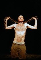 'LIFE IS A DREAM' (de la Barca) (director: Calixto Bieito) George Anton (Segismundo) Royal Lyceum Theatre, Edinburgh   08/1998