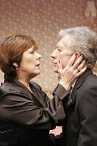'LOSING LOUIS' (Simon Mendes da Costa - director: Robin Lefèvre),Lynda Bellingham (Elizabeth), Brian Protheroe (Reggie),Hampstead Theatre, London NW3         24/01/2005,