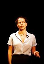 'MY ZINC BED' (Hare)~Julia Ormond (Elsa)~Royal Court Theatre, London SW1  14/09/2000