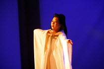 MADAMA BUTTERFLY   by Puccini   conductor: Nicola Luisotti   directors: Moshe Leiser & Patrice Caurier<br>,Liping Zhang ( Cio-Cio-San) ,The Royal Opera / Covent Garden, London WC2       14/02/2007,