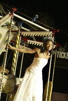 'CINDERELLA' (director: Dan Jemmett)~Shereen Patrice (Cinderella)~Lyric Hammersmith, London W6           02/12/2003
