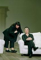 'FRENCH & SAUNDERS - LIVE 2000'~Dawn French, Jennifer Saunders~London Hammersmith Apollo  07/11/2000