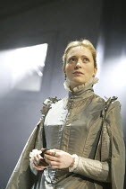 'DON CARLOS' (Schiller - translated by Mike Poulton   director: Michael Grandage)~ Claire Price (Queen Elizabeth)~Crucible Theatre / Sheffield, England    01/10/2004