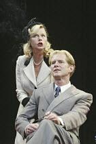 'DON JUAN' (Moliere - translated & directed by Neil Bartlett),Felicity Dean (Donna Elvira), James Wilby (Don Juan),Lyric Hammersmith, London W6           04/10/2004,