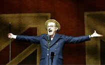 'THE ENTERTAINER' (John Osborne - director: JohnTiffany)~Corin Redgrave (Archie Rice)~Liverpool Playhouse             20/01/2004