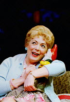 ENTERTAINING MR SLOANE  by Joe Orton  design: William Dudley  lighting: Simon Corder  director: Terry Johnson ~Alison Steadman (Kath)~Arts Theatre, London WC2  22/01/2001~(c) Donald Cooper/Photostage...