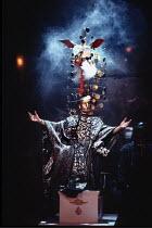 FAUST part ii  by Goethe in a new version by Howard Brenton  set design: Chris Dyer  costumes: Kendra Ullyart  lighting: Chris Ellis  fights: Malcolm Ranson  movement: Deborah Pope  director: Michael...
