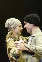 'FEN' (Caryl Churchill - director: Simon Cox) Jacqueline Defferary (Val), Alan Drake (Frank) Sheffield Studio (Crucible)                       02/06/2004
