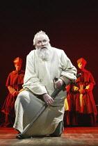 'GALILEO'S DAUGHTER' (Timberlake Wertenbaker, after Sobel   director: Peter Hall)~Julian Glover (Galileo)~Theatre Royal Bath             19/07/2004