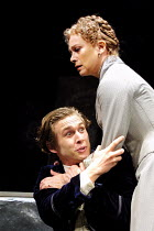 'GHOSTS' (Ibsen)~Martin Hutson (Oswald Alving), Francesca Annis (Mrs Alving)~Comedy Theatre, London SW1  02/04/2001