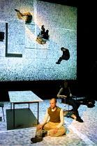 4.48 PSYCHOSIS by Sarah Kane director: James Macdonald ~Daniel Evans, Madeleine Potter, Jo McInnes ~Royal Court/Jerwood Theatre Downstairs  London SW1  11/05/2001