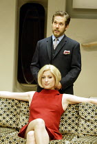 'THE HOTEL IN AMSTERDAM' (John Osborne - director: Robin Lefevre)~Tom Hollander (Laurie), Susannah Harker (Margaret)~Donmar Warehouse, London WC2          17/09/2003