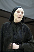 'THE HOUSE OF BERNARDA ALBA' (Lorca)~Lynn Farleigh (Bernarda Alba)~Orange Tree Theatre, Richmond             21/03/2003