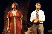 'NIGHT AND DAY' (Stoppard - director: Peter Wood)~Diana Rigg (Ruth Carson), John Thaw (Dick Wagner)~Phoenix Theatre, London WC2  08/11/1978 ~(c) Donald Cooper/Photostage   photos@photostage.co.uk   re...