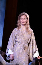 THE NIGHT OF THE IGUANA   by Tennessee Williams   director: Anthony Page,Jenny Seagrove (Hanna Jelkes),,Lyric Theatre, London W1                      05/12/2005,