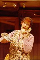 'NOISES OFF' (Frayn) ~Patricia Hodge (Dotty Otley)~RNT/Lyttelton Theatre   London  05/10/2000