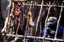 'OTHER WORLDS' (Robert Holman - director: Richard Wilson) Lesley Dunlop (Mary)  Royal Court Theatre, London SW1            05/1983